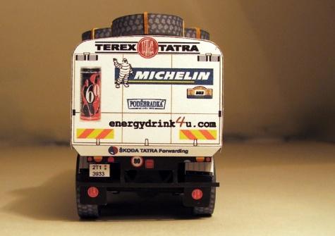 Tatra Babča - Dakar