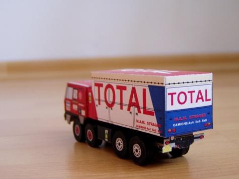 Tatra dakar (TOTAL) minibox