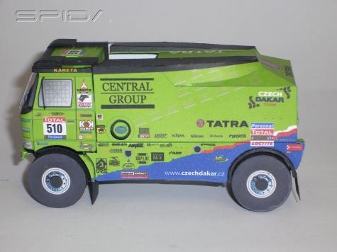 TATRA DAKAR 4x4 sezona 2010