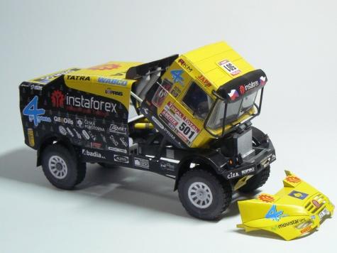 Tatra Jamal 4x4 Dakar 2012