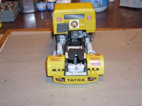 Tatra Jamal Evo II Super Race Truck