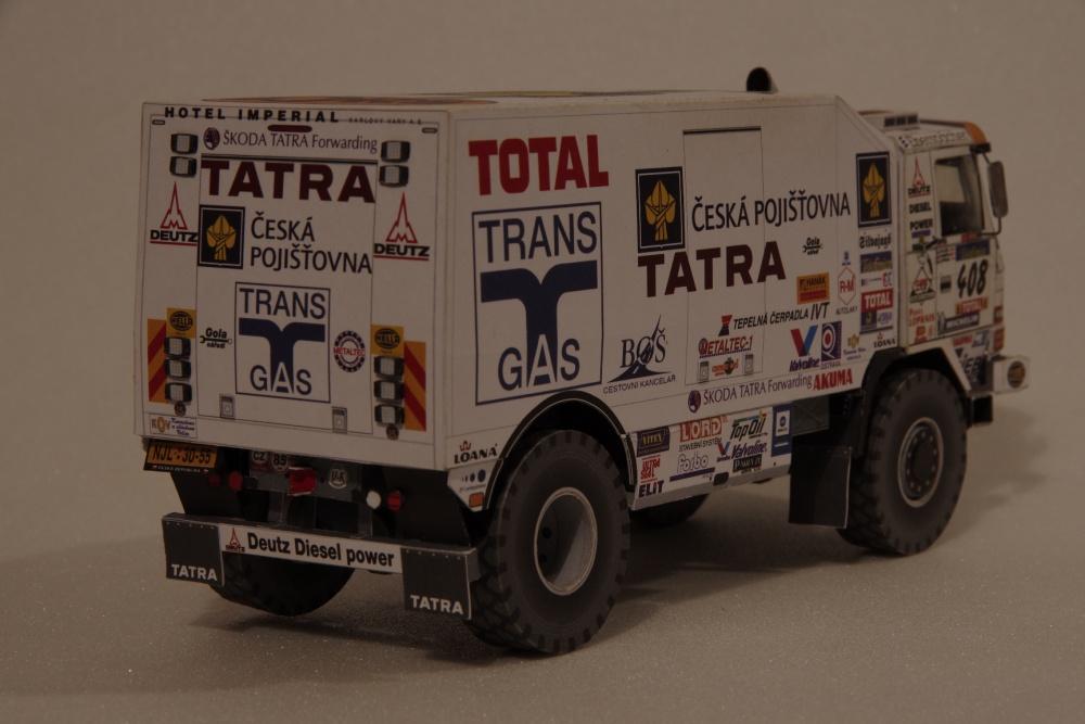 TATRA PUMA  DAKAR 2003