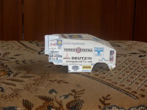 Tatra Puma Evo 3 4x4