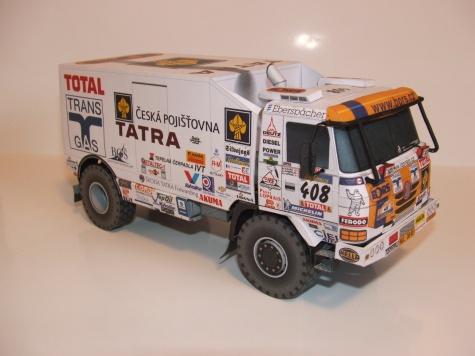 Tatra Puma Evo II - Dakar 2003