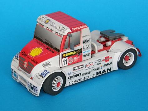Tatra Super Race Truck - 2000