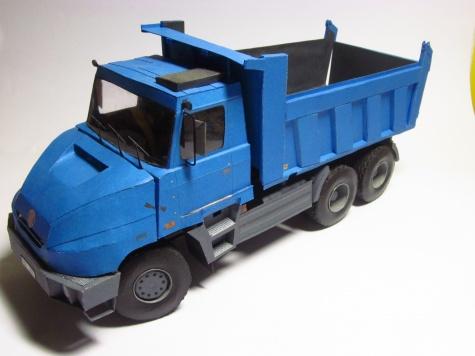 Tatra T 163 6x6 Jamal