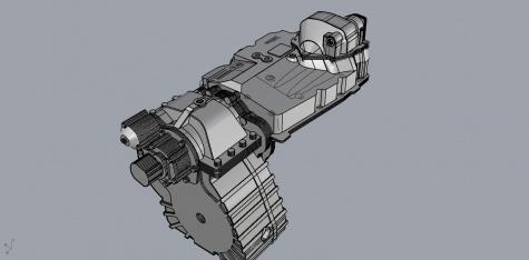 Tatra T 815-790R99 38 300 8x8.1R HIAB