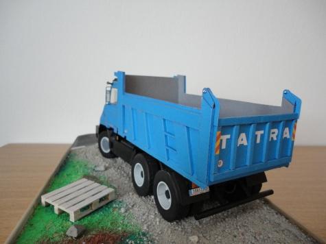 Tatra T163 6x6 Jamal