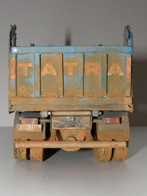 Tatra T163 6x6 Jamal S1