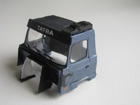 TATRA T163 Jamal