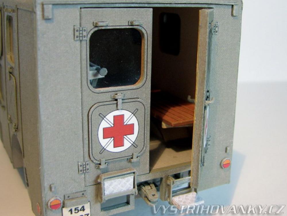 Tatra T805 4x4 Ambulance