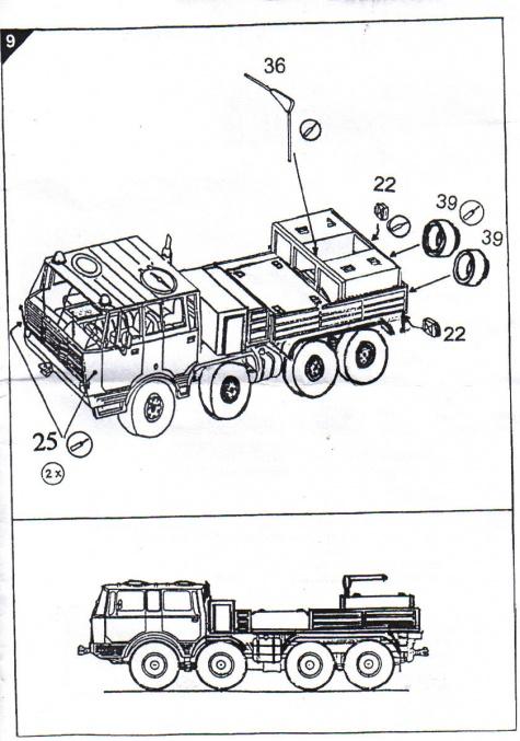 Tatra T813 8x8 TP 270k