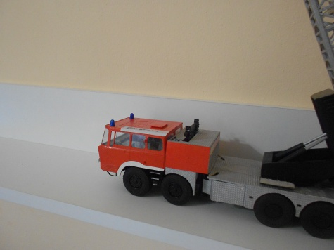 Tatra T813 Gigant TD 44 Slovnaft
