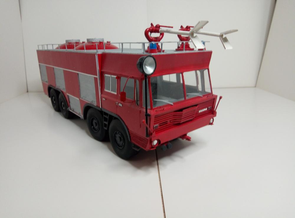 Tatra T813 PRHA Slovnaft