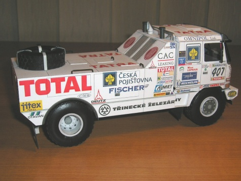 TATRA T815 2 ZE R 55 16 400 4x4