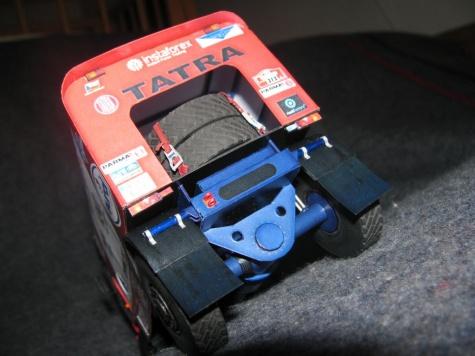 Tatra T815 4x4 DAKAR, Svoboda Tatra Team, SWR 2012