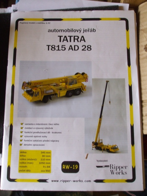 Tatra T815 AD 28