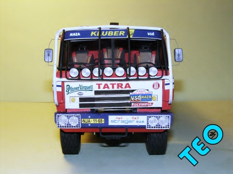 Tatra VD 13 35 6 x 6.1