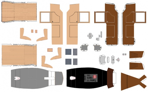 Tatra 11 - landaulet