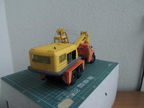 Tatra 138 D-032a