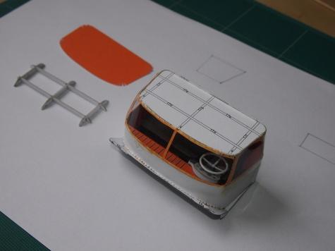Tatra 138 D032a lanový autobagr
