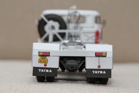 """Tatra 148 NTt 6x6 """"Benzina"""" + návěs ZTS CN 23 TO"""