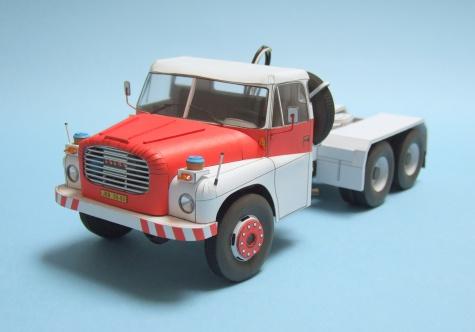Tatra 148 NTt Benzina