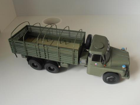 Tatra 148VNM-vojenský valník