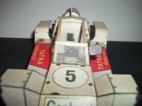 Tatra 613 cross