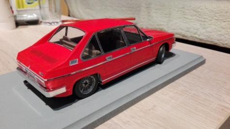 Tatra 613 edition Mato_Kolo