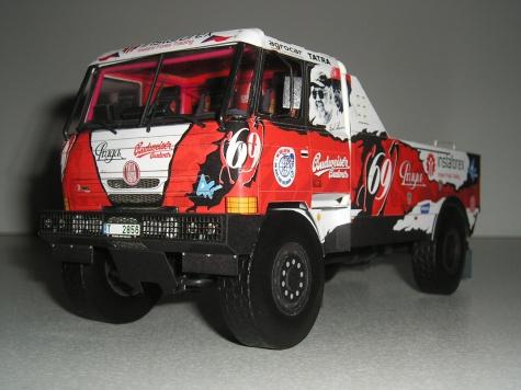 TATRA 815-2 4x4 PUMA DAKAR promo