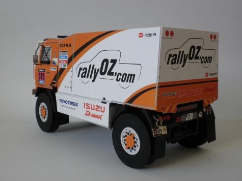 Tatra 815 2T0R45 Dakar 2014