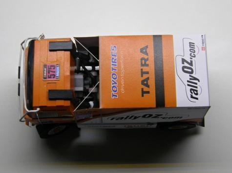 Tatra 815 2T0R45_Robert Kasák_DAKAR 2014