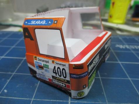 Tatra 815 2TOR45 4x4 Livescore 2012