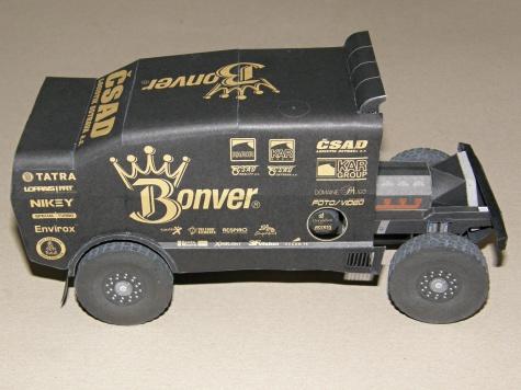 Tatra 815 2Z0 R45 12.400 4x4.1 BONVER