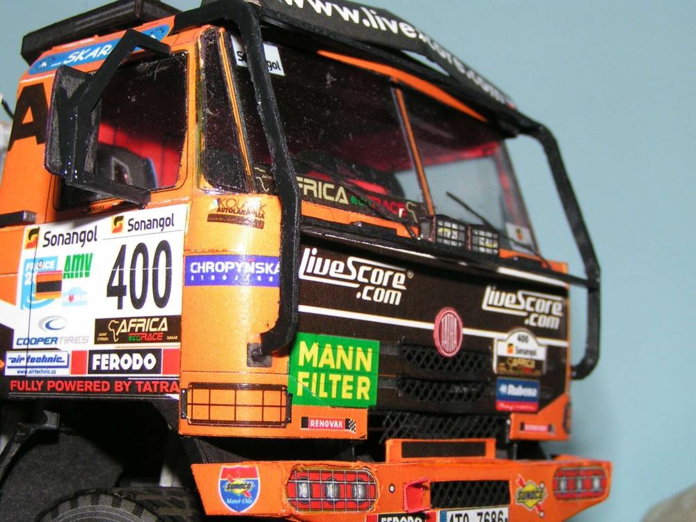 Tatra 815 4x4 Africa Eco Race 2012