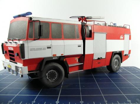 Tatra 815 4x4 CAS K 27