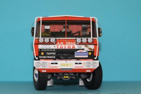 Tatra 815, 4x4, Dakar 1988