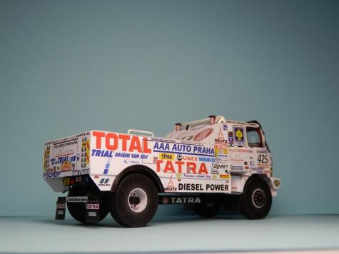 Tatra 815 4x4 Karel Loprais 2001