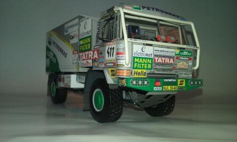 TATRA 815 4x4 Petrobras 2002