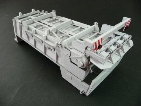 Tatra 815 6x6 rozmetadlo