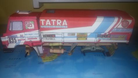 Tatra 815 6x6 VE