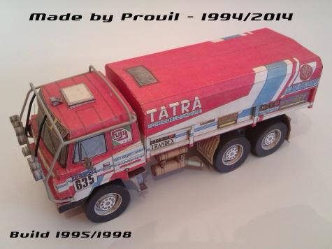 TATRA 815 6x6 VE (1986)