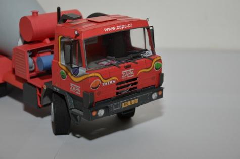 Tatra 815 autodomíchávač ZAPA