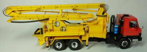 Tatra 815 betonpumpa