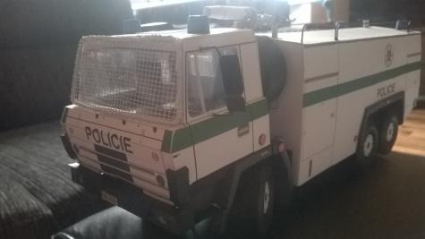 Tatra 815 CAS 6x6 Policie