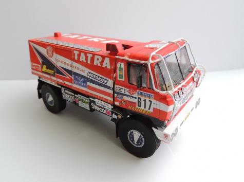 Tatra 815 Dakar 1987