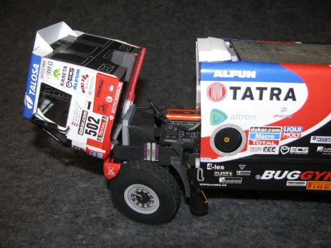 Tatra 815 Fat Boy - Buggyra