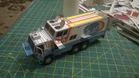 Tatra 815 GTC - Minibox