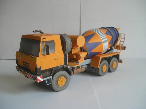 Tatra 815 mix